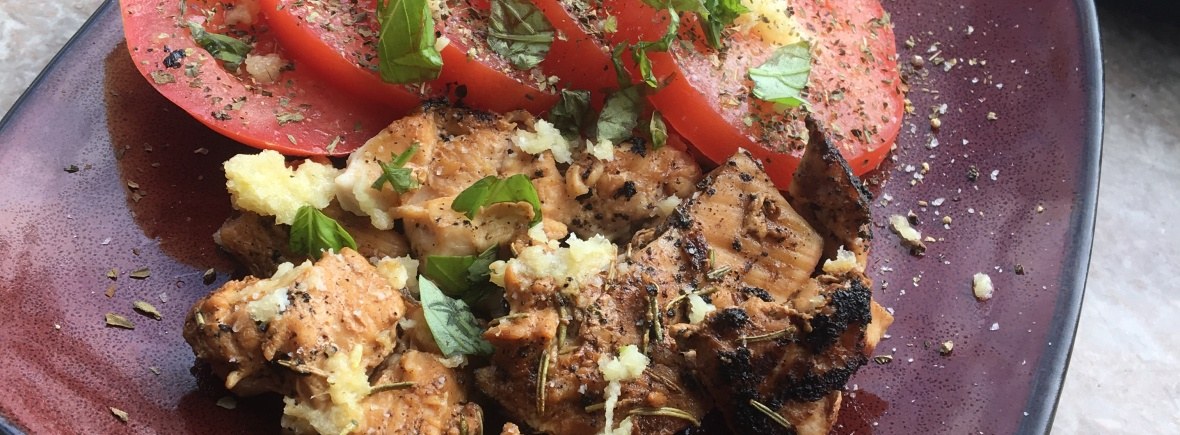 Chicken Tomato and Basil Recipe