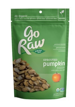 Product of the Week - Go Raw Pumpkin Seeds