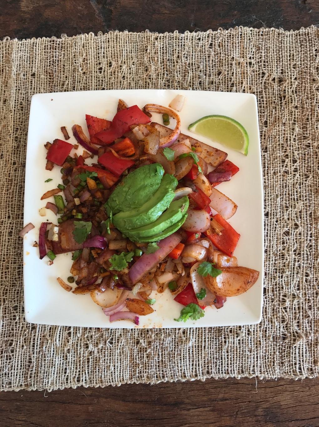 Warm Mexican Salad.JPG